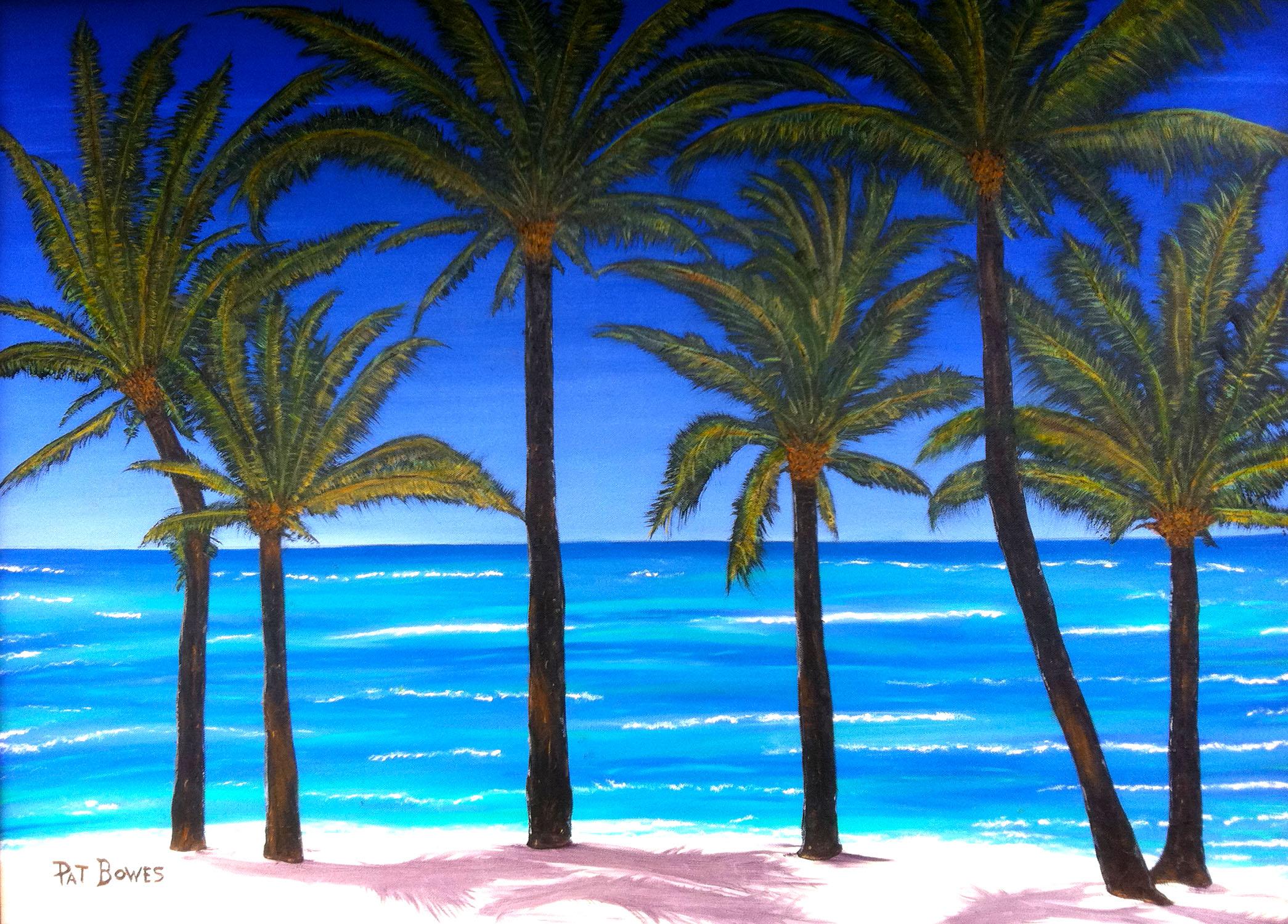 Cool Palms